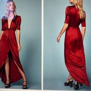 Reformation Toluca dress NWT